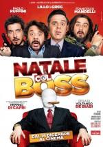 Natale Col Boss (2015) afişi