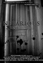 Nefarious (2016) afişi