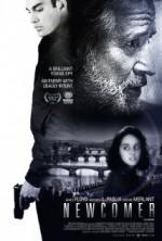 Newcomer (2015) afişi