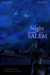 Night Aboard the Salem (2012) afişi