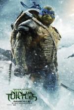 Ninja Kaplumbağalar Ninja Turtles 2014 Full HD İzle