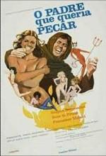 O Padre Que Queria Pecar (1975) afişi