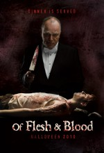 Of Flesh & Blood (2010) afişi