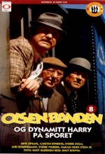 Olsen-banden Og Dynamitt-harry (1970) afişi