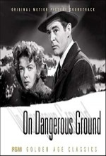 On Dangerous Ground (1952) afişi