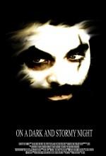 On a Dark and Stormy Night (2009) afişi