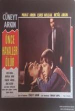 Önce Hayaller Ölür (1981) afişi