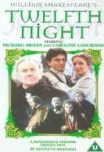 Onikinci Gece (1987) afişi