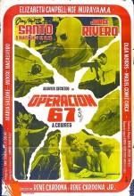 Operación 67 (1967) afişi
