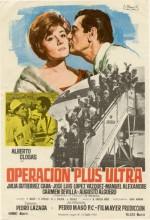 Operación Plus Ultra (1966) afişi