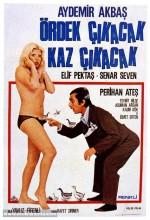 Ördek Çıkacak Kaz Çıkacak (1975) afişi