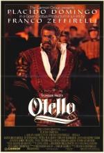 Otello(ı) (1986) afişi
