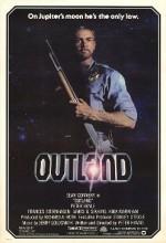 Outland (1981) afişi