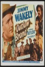 Outlaw Brand (1948) afişi