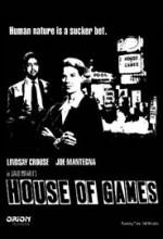 Oyun Evi (1987) afişi