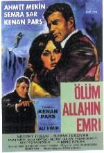Ölüm Allahın Emri (1964) afişi