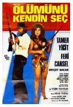 Ölümünü Kendin Seç (1971) afişi