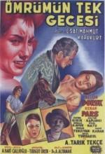 Ömrümün Tek Gecesi ( I ) (1959) afişi