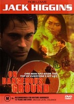 On Dangerous Ground (1996) afişi