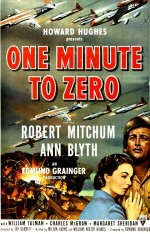 One Minute To Zero (1952) afişi