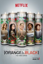 Orange is the New Black Sezon 3 (2015) afişi