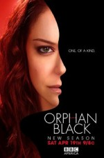 Orphan Black Season 4 (2016) afişi