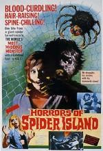 Örümcek Adasının Dehşeti
