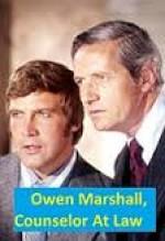 Owen Marshall, Counselor at Law Sezon 2 (1972) afişi
