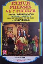 Pamuk Prenses Ve 7 Cüceler (1970) afişi