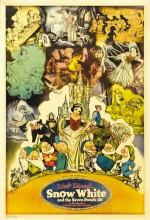 Pamuk Prenses ve Yedi Cüceler (1937) afişi