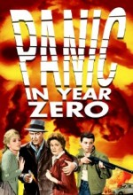 Panic In Year Zero (1962) afişi