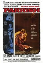 Parrish (1961) afişi