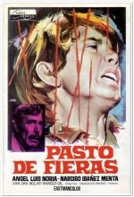 Pasto De Fieras (1967) afişi