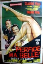 Perfide Ma Belle (1959) afişi