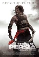 Pers Prensi: Zamanın Kumları (2010) afişi