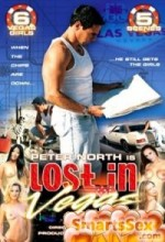 Peter North Lost In Vegas (2003) afişi