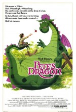 Pete's Dragon (1977) afişi