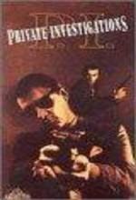 P.ı. Private Investigations (1987) afişi