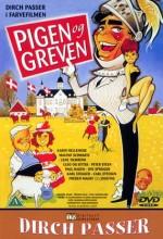 Pigen Og Greven (1966) afişi