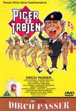 Piger I Trøjen (1975) afişi
