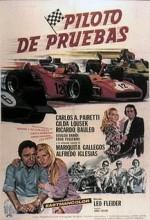 Piloto De Pruebas (1972) afişi