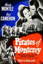 Pirates Of Monterey (1947) afişi