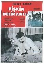 Pişkin Delikanlı (1965) afişi