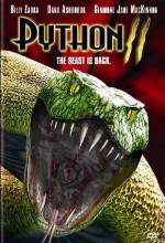 Piton 2 (2002) afişi