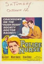Police Nurse (1963) afişi