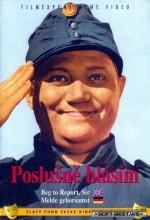 Poslusne Hlásím (1958) afişi
