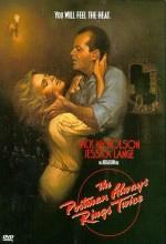 Postacı Kapıyı İki Kere Çalar (1981) afişi