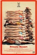 Private Resort (1985) afişi