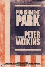 Punishment Park (1971) afişi
