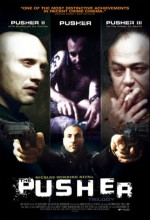 Pusher (1996) afişi